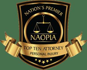 NAOPIA Top Ten Attorney